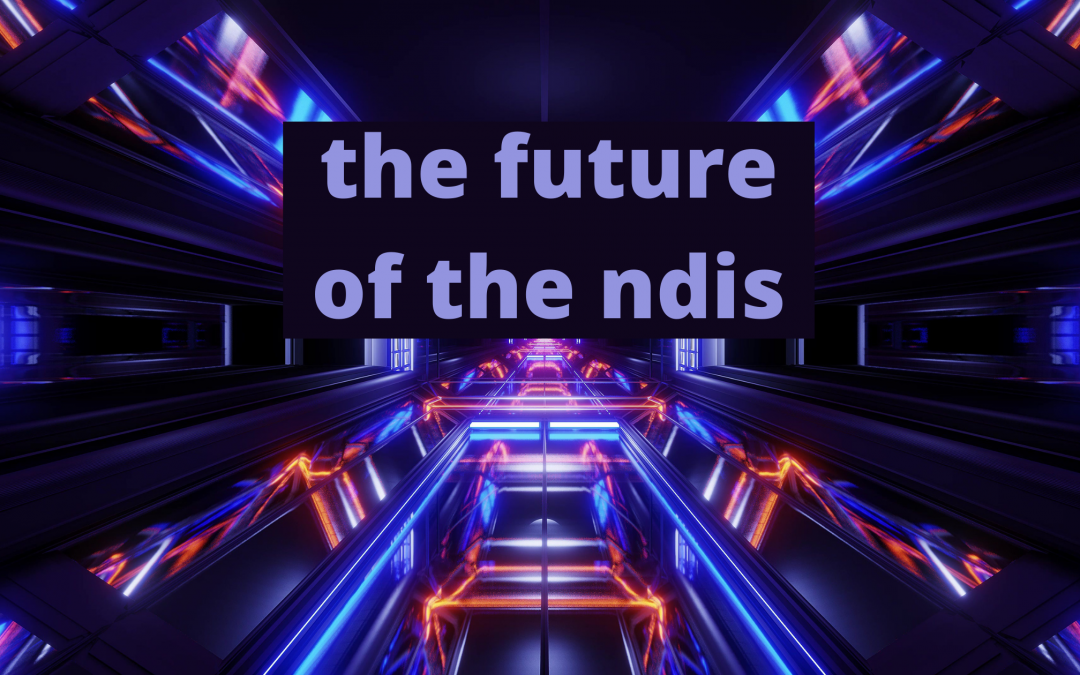 The fight for the future of the NDIS